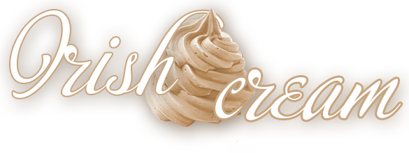 Irish cream logo